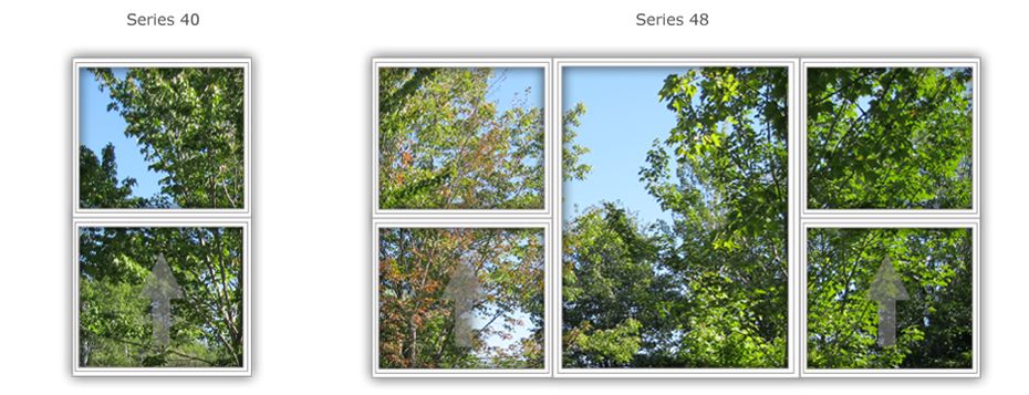 LCN Windows - 40 & 48 Series